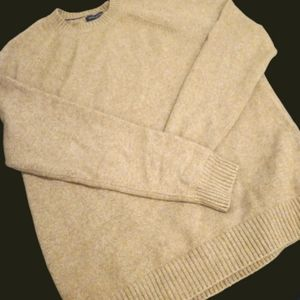 Men's Banana Republic Eco Sweater BNWOT
